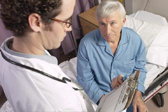 Seulement 60 % des hommes consulteraient un médecin...