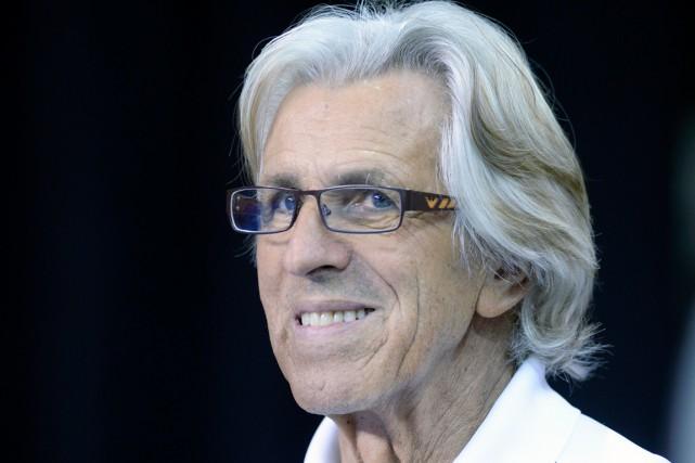 Il quittera la Coupe Banque Nationale après 2017,... (Le Soleil, Jean-Marie Villeneuve)