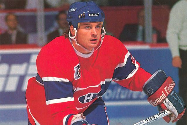 Todd Ewen... (Photo d'archives Google Images)