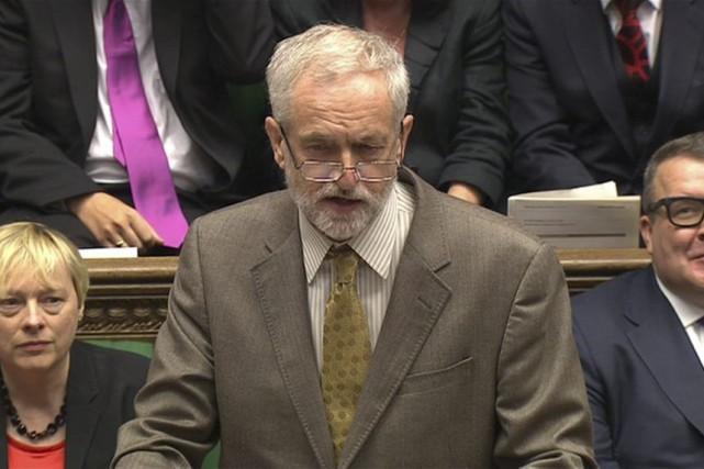 Jeremy Corbyn, le nouveau chef du Parti travailliste... (Pohto Reuters)
