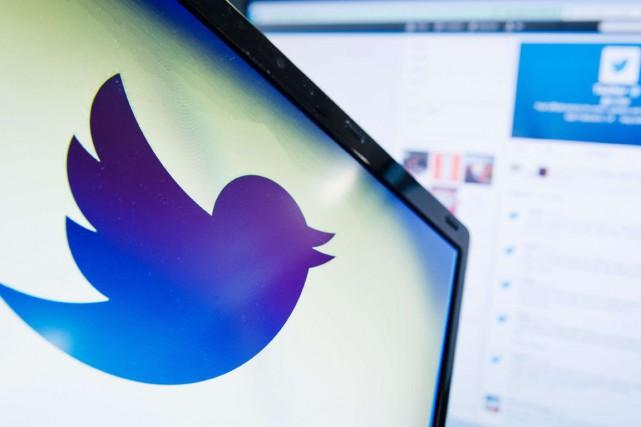 Twitter n'a pas réagi dans l'immédiat.... (PHOTO ARCHIVES AFP)