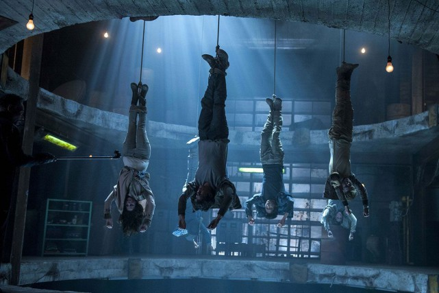 The Maze Runner: The Scorch Trials... (PHOTO FOURNIE PAR 20TH CENTURY FOX)