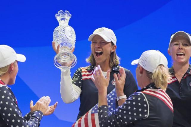 Les Américaines s'adjugent leur premier titre depuis 2009.... (Photo Jens Meyer, AP)