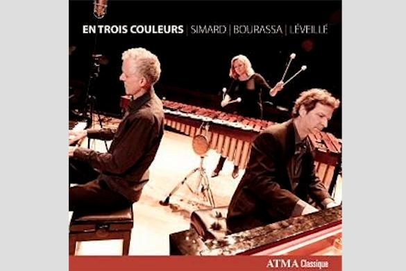 En trois couleurs Simard - Bourassa - Léveillé...