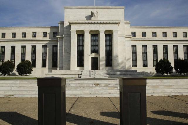 Prétexte ou réelle inquiétude : la décision de la Réserve fédérale américaine... (REUTERS, GARY CAMERON)
