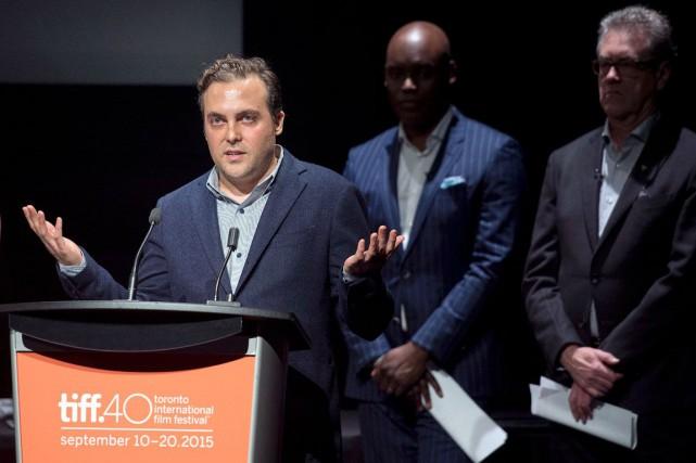 Le producteur de Room, David Gross, a accepté... (La Presse Canadienne, Darren Calabrese)