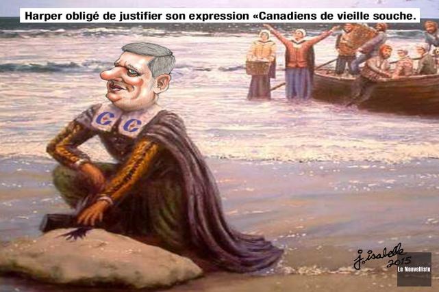 Caricature du 19 septembre... (Jean Isabelle, Le Nouvelliste)