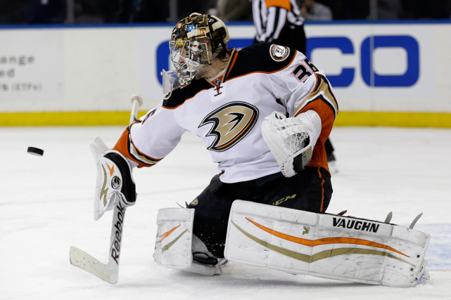 John Gibson... (Photo Seth Wenig, archives AP)
