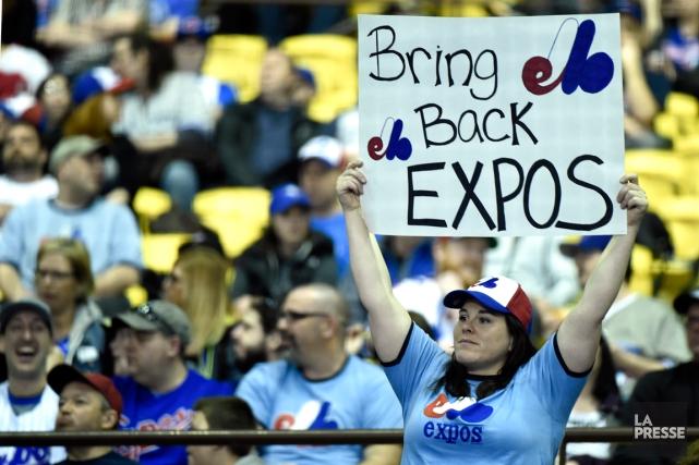 Aux yeux du vice-président exécutif du Baseball majeur... (Photo Bernard Brault, archives La Presse)