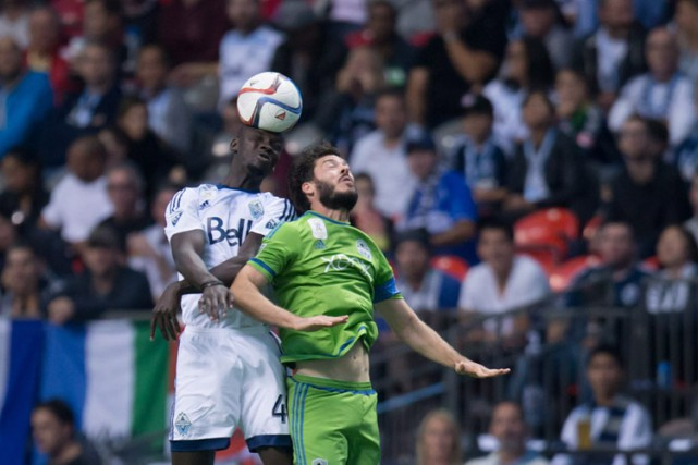 Les Sounders de Seattle ont défait les Whitecaps... (PHOTO PC)