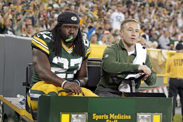 Eddie Lacy... (Photo AP)