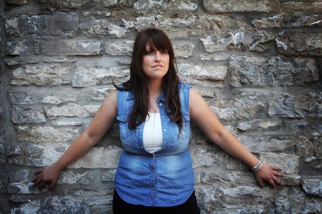 De son propre aveu, la chanteuse acadienne Joannie... (Étienne Ranger, LeDroit)