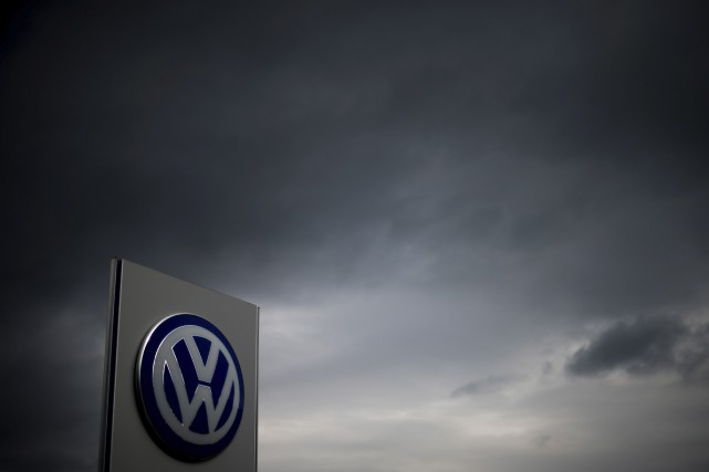 Volkswagen... (Photo Agence France-Presse, Odd Andersen)