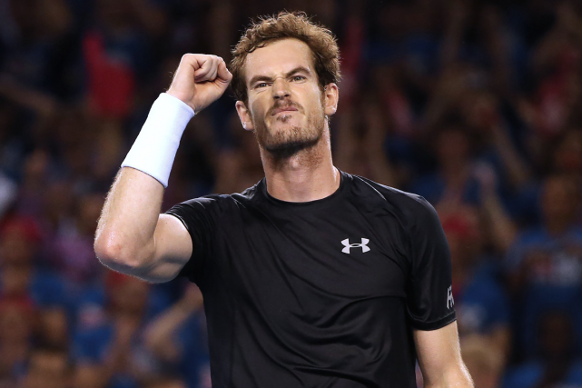 Andy Murray envisage de faire l'impasse sur le Masters... (Photo Ian MacNicol, AFP)