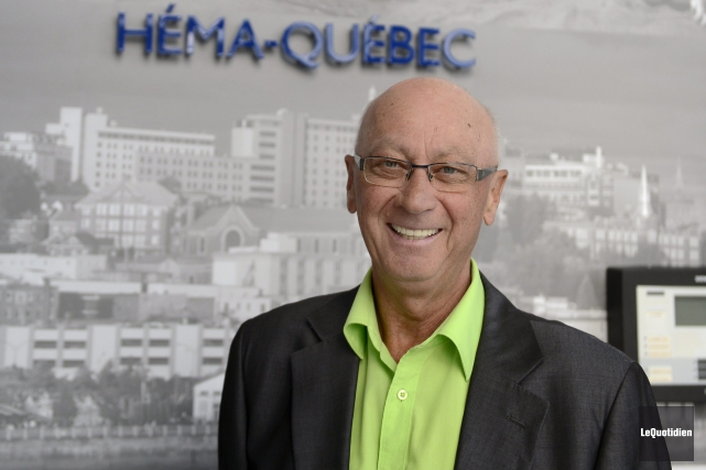 Daniel Dufresne est très bien placé pour parler... ((Photo Le Quotidien, Jeannot Lévesque))