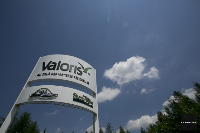 Les coûts pour la construction du nouveau centre de tri de Valoris, à Bury,... (Archives La Tribune)