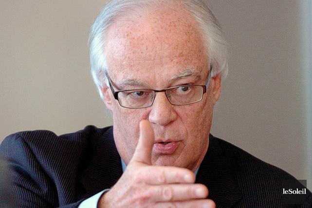 Robert Dutil est le quatrième député libéral à... (Photothèque Le Soleil, Jean-Marie Villeneuve)