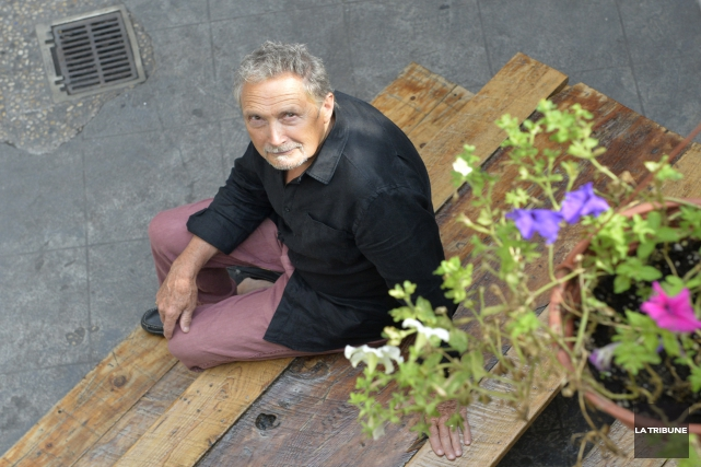Jacques Michel remonte sur scène après 35 ans... (IMACOM, MAXIME PICARD)