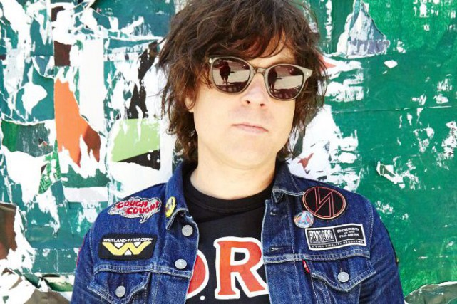 Ryan Adams... (PHOTO AP)