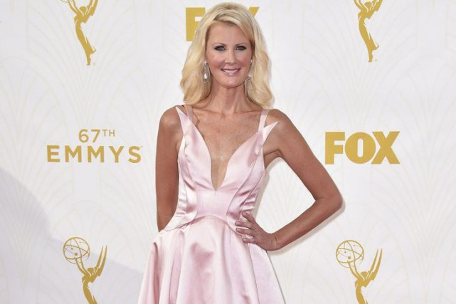 Sandra Lee à la soirée des Emmy Awards... (PHOTO AP)