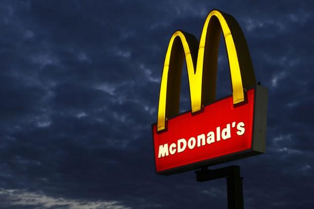 La chaîne de restauration rapide McDonald's a annoncé mardi qu'elle testait une... (PHOTO ARCHIVES REUTERS)