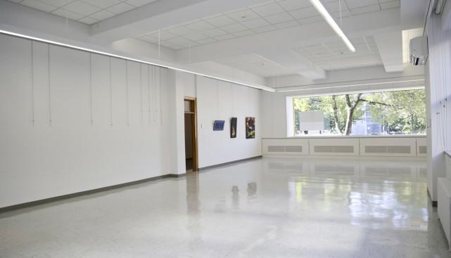 Une nouvelle salle d'exposition se trouve désormais à... (Photos Julie Catudal)