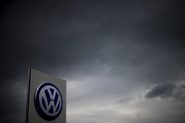 Que devra faire le constructeur automobile Volkswagen pour rebâtir la confiance... (Odd Andersen, Agence France-Presse)