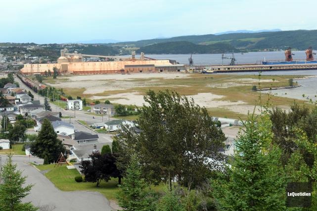Le terrain de l'ancienne usine Port-Alfred.... ((Archives Le Quotidien))