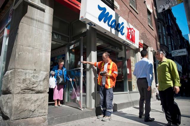 La stratégie d'Alimentation Couche-Tard entraînera la disparition des... (Marta Iwanek, La Presse Canadienne)