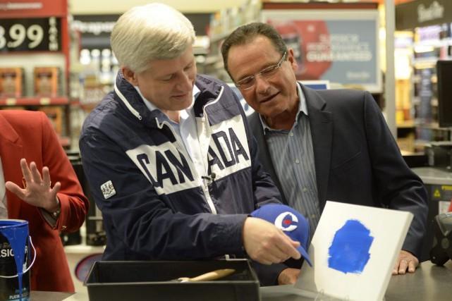 Les critiques ont perçu chez les conservateurs de... (Ryan Remiorz, La Presse Canadienne)