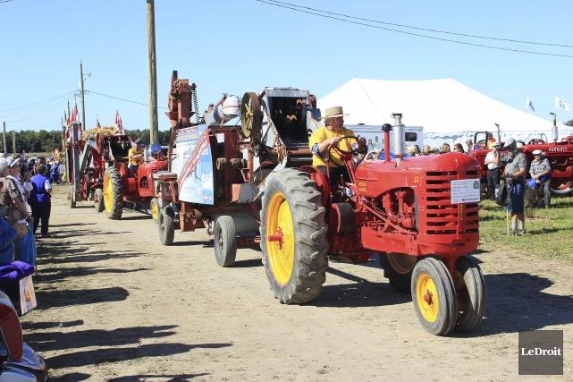 Le Concours international de labour et exposition rurale... (Martin Brunette, LeDroit)