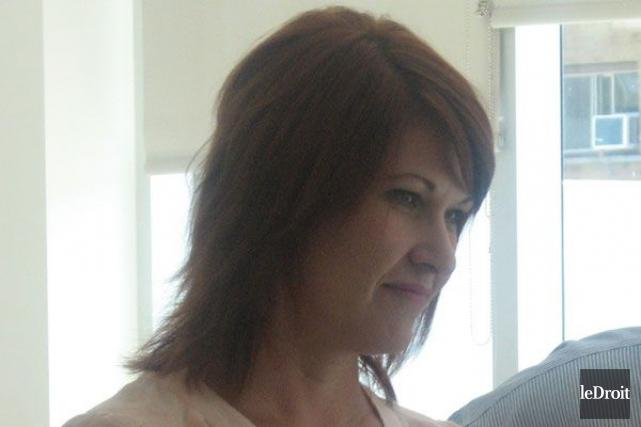L'ancienne directrice générale de Lochaber-Ouest, Chantal Dubé... (Archives, LeDroit)