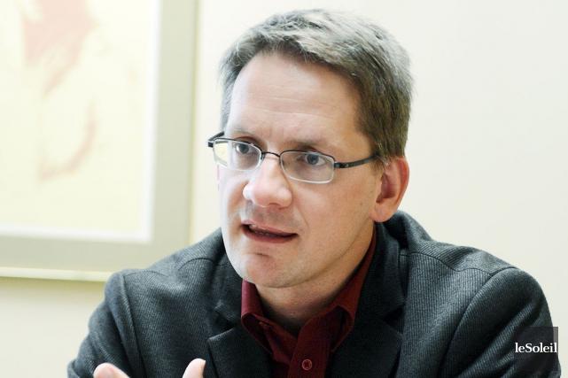Le député péquiste de Jonquière, Sylvain Gaudreault, a... (Photothèque Le Soleil)