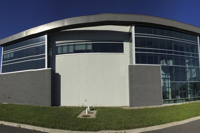 F. Ménard a fait l'acquisition de l'usine de... (photo fournie par F. Ménard)