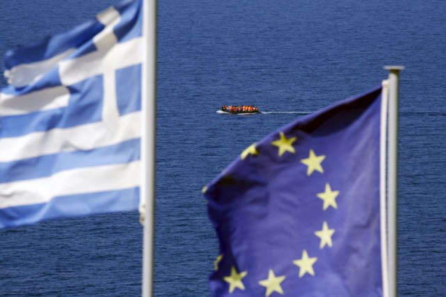La Grèce est particulièrement pointée du doigt, «avec... (PHOTO YANNIS BEHRAKIS, REUTERS)