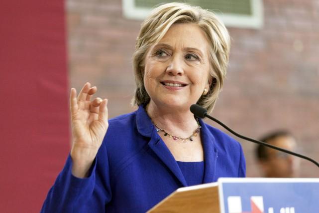 En tête des sondages pour l'investiture démocrate à... (PHOTO BRIAN C. FRANK, REUTERS)