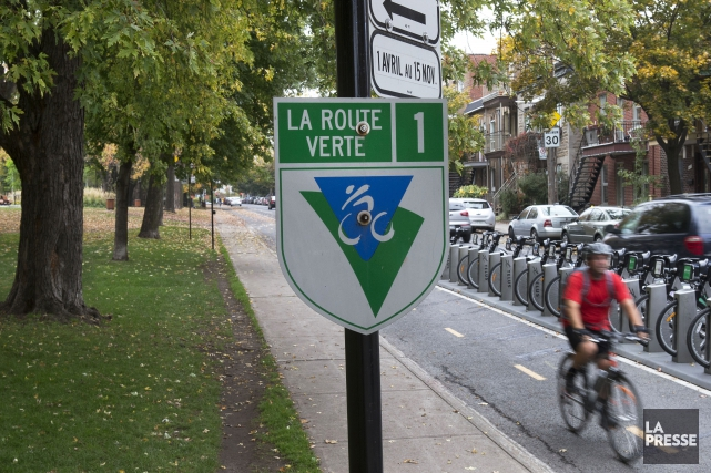 La solution proposée par le maire Coderre: supprimer... (PHOTO ROBERT SKINNER, ARCHIVES LA PRESSE)