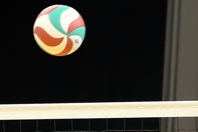 L'équipe canadienne de volleyball masculin a fait un pas de plus vers... (Photo archives USA Today)
