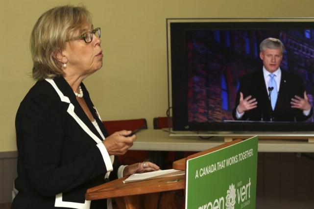 À la veille du débat des chefs -... (Archives La Presse Canadienne)