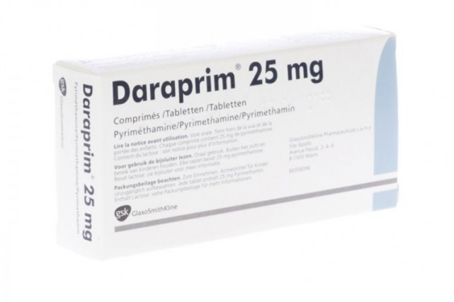 Le Daraprim est utilisé contre le paludisme et...