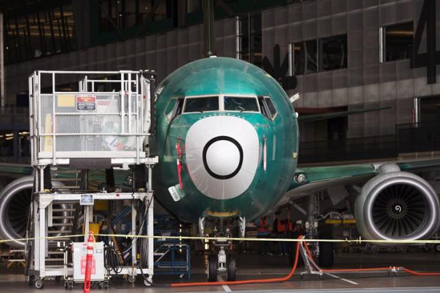 Boeing a souligné que son carnet de commandes... (PHOTO REUTERS)