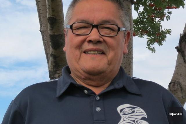 Jean-Charles Piétacho, le chef de la communauté innue... ((Archives Le Quotidien))