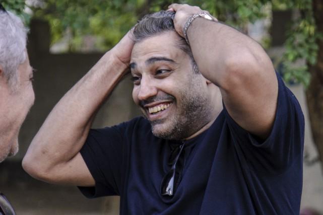 Mohamed Fahmi fait partie des 100 personnes qui... (AFP)