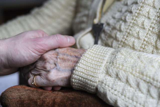 La maladie d'Alzheimer touchait environ 26 millions de... (Agence France-Presse)