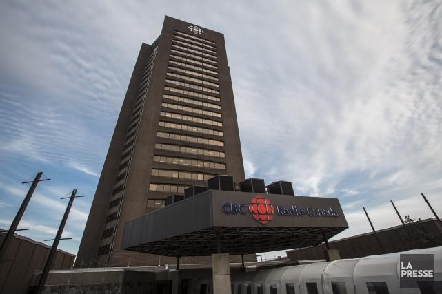 Des défenseurs de la Société Radio-Canada effectueront une... (PHOTO ARCHIVES LA PRESSE)