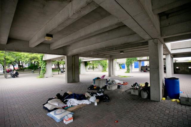L'administration Coderre a annoncé son intention de démolir... (PHOTO DAVID BOILY, ARCHIVES LA PRESSE)