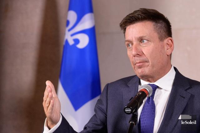 Avec son pacte fiscal, le gouvernement du Québec... (Photothèque Le Soleil, Jean-Marie Villeneuve)