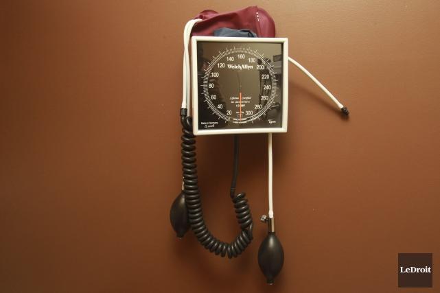 Le rêve d'une clinique médicale à Limoges se rapproche de la réalité avec... (Patrick Woodbury, Archives LeDroit)