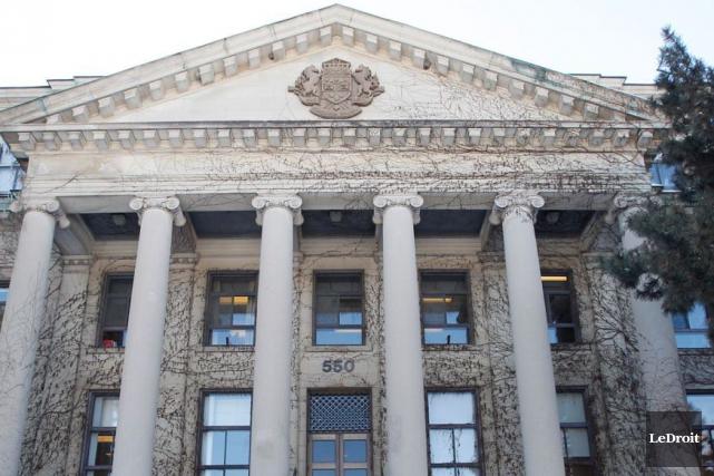 L'Université d'Ottawa a reçu hier un don de 250000$ de la part du Mouvement... (Archives LeDroit)