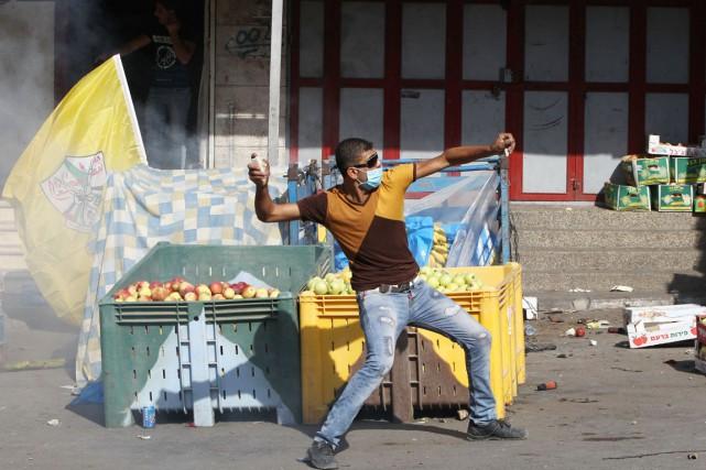 Le cabinet de sécurité s'était réuni pour se... (PHOTO HAZEM BADER, AFP)